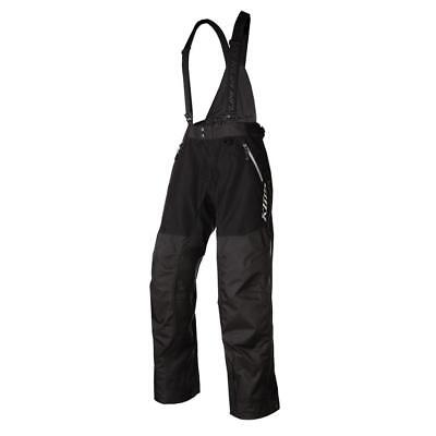 KLIM Havoc Bib Pant in Black Model #:  3285-000 - 50% OFF!