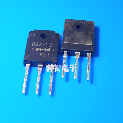 10 x D92-02 ESAD92-02 TO-3P SILICON DIODE