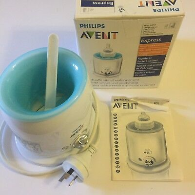 Philips Avent Express Bottle Warmer