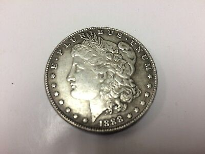 (REPLICA) 1888 S Morgan Dollar