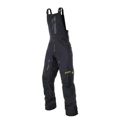 KLIM Togwotee Bib Pant in Black Model #:  3474-005 - 50% OFF!