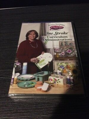 Donna Dewberry In-home Art Curriculum Demonstrations OSDVD5