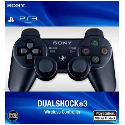PS3 Wireless Controller Sony PlayStation 3 SIXAXIS DUALSHOCK3 Brand New