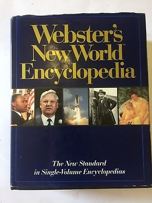 Webster's New World Encyclopaedia