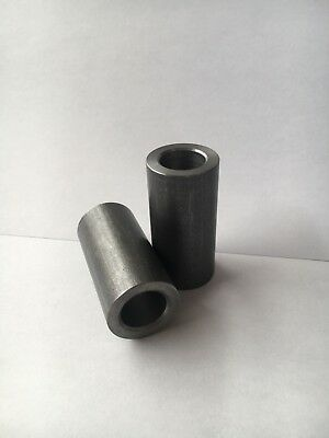 "Steel Bushing- Spacers 1"" Od X 5/8' Id X 2"" Long 1 Pc"
