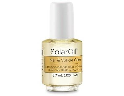 CND SOLAR OIL 3.7ml  SOLAR OIL NAIL CUTICLE TREATMENT OIL NEW PACKAGING