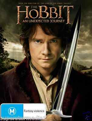 The Hobbit 1 - An Unexpected Journey : NEW DVD