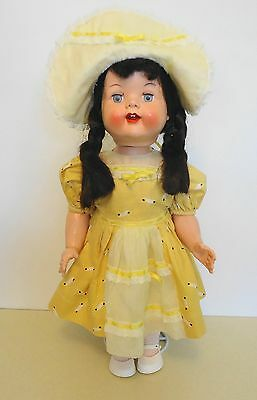 """Beautiful 1950s """"Roddy"""" Walker Doll - 20 inch - With Original Clothes. **SALE**"""