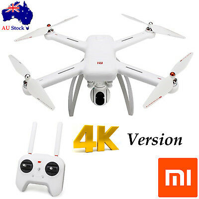 Xiaomi Mi Drone WIFI FPV 4K 30fps Camera 3 Axis Gimbal Drone Quadcopter