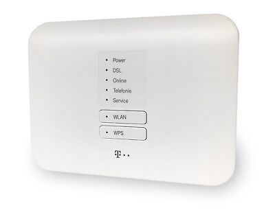 DSL VDSL WLAN Router / Telekom Speedport Entry 2 / IP Anschluss
