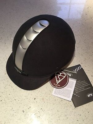 GPA Safety Legend Riding Hat (black)size 54cm 6.5/8.Brand new in box.