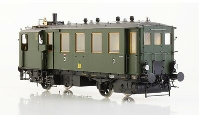 "Kiss 1 Gauge dampfkittel "" Kittel "" 530005 Railcar Sound New OVP for Märklin KM1"
