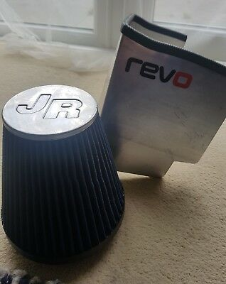 JR High performance air filter and heat shield Seat Leon Cupra R 225