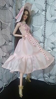 Lovely Pink - Outfit For Kingdom Modsdoll Deva Ficon Similar Sybarite Doll