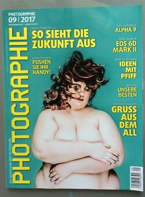 PHOTOGRAPHIE 09 | 2017 Fotografie Magazin Ausgabe September