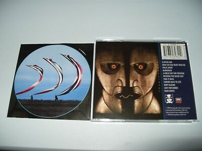 Pink Floyd - Division Bell (1994) cd 11 Tracks Excellent Condition