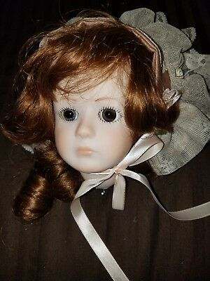 Byron BD3 1984 Porcelain doll head