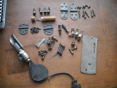 Lot Parts for a 1911 Singer Model 27 Sewing Machine