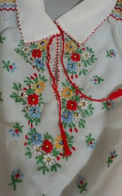 Hungarian Embroidered Blouse child