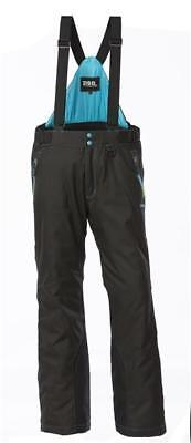 DSG Craze Bib Pant in Black/Blue Model #:  97233 - 50% OFF!