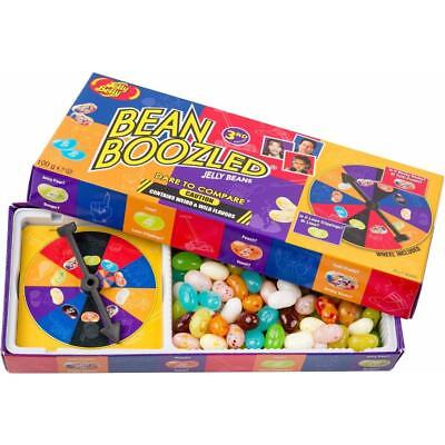 Jelly Belly Bean Boozled 5th Edition Jelly Beans 100g Spinner Game USA sweets