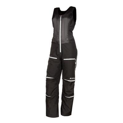 KLIM Allure Ladies Bib Pant in Black Model #: 3376-005 - 50% OFF!