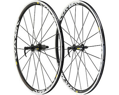 Mavic Cosmic Elite S Road Clincher Wheelset Shimano/SRAM/Campagnolo 11spd New !