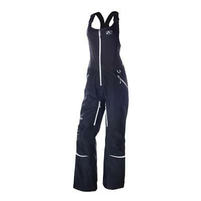 KLIM Alpine Ladies Bib Pant in Black Model #: 4089-001 - 50% OFF!