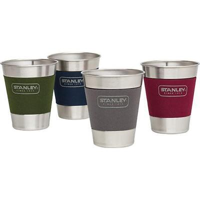 Brand New Stanley STANLEY | ADVENTURE Stacking Tumblers - Set of 4