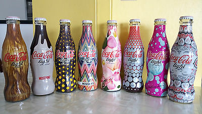 Set Coca Cola Light Tribute To Fashion 2009