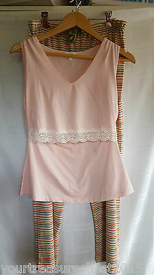 Mamey BeBe Size 14/M Nursing PJ  **REDUCED**