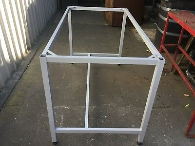 Steel Work Bench, Table Base