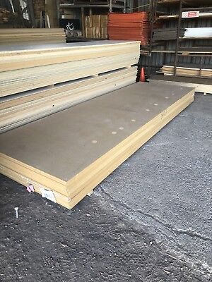 MDF SHEETS 16mm - (Great Condition) 1200 x 3600