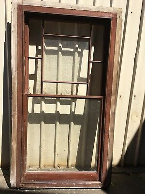 Double Hung Window Federation Original