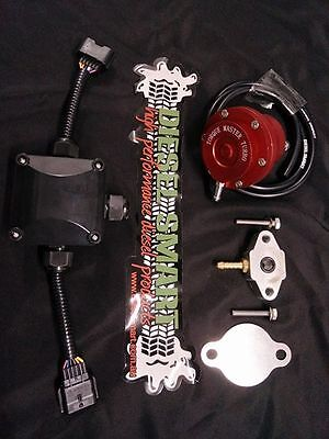 (Dawes Valve Delete kit) Diesel Smart EGR Delete with boost control 20PSI