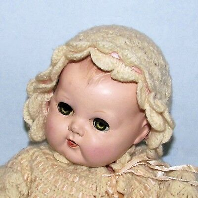 """American Character  Tiny Tears Doll 15"""""""