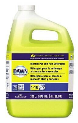 DAWN Liquid Dish Detergent- Lemon - 4/Carton *SHIPS FREE & BRAND NEW*