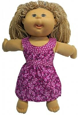 Get Ready For Summer Fun For Cabbage Patch Kid Doll Dress. Shipping is Free
