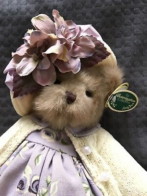 BEARINGTON COLLECTION BEAR With Stand - Style 1552 KYLIE