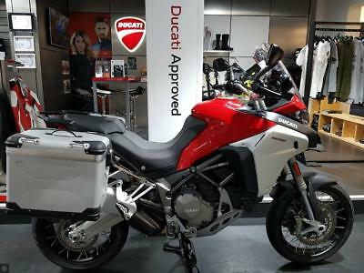 Ducati Multistrada 1200 Enduro Touring ( Includes Panniers+Heated Grips)