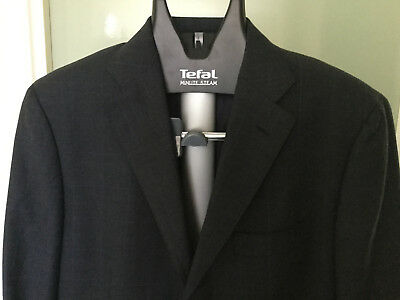 Herringbone sports jacket - size 42R -  luxury brand at an eBay price!