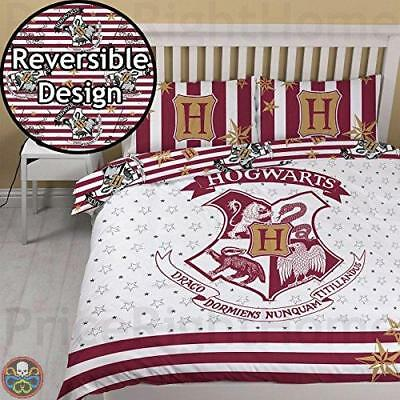 Harry Potter Tg: 200 X 0.03 X 200 Cm Multicolour Set Copripiumino Per Nuovo