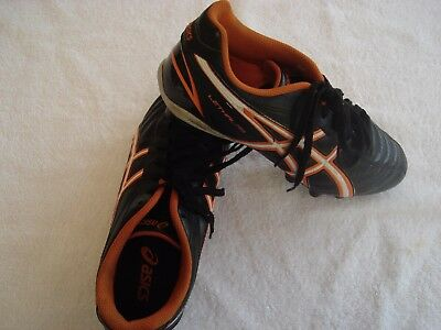 Asics Lethal RS Football Boots  US9.5  Cm27.5  Eu43.5  AFL,  Soccer,  Rugby