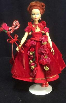 """Effanbee Brenda Starr Reporter Doll Original Outfit Star Gown Lingerie & Box 15"""""""