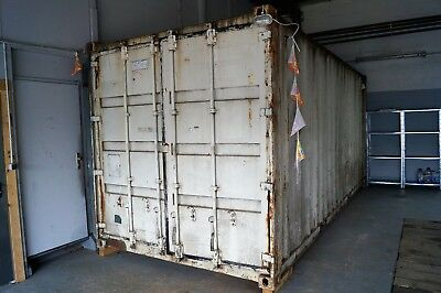 Container  20' (6m) Seecontainer  Lagercontainer Materialcontainer Baucontainer
