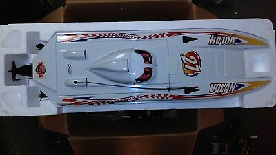 electric rc boat used