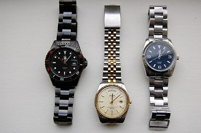 Homage watches, Day Date, Explorer