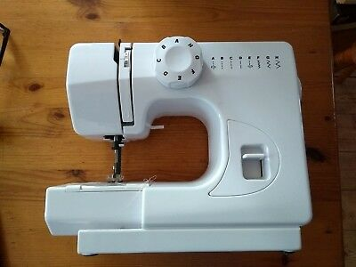 Argos Value Range 535 Mini Sewing Machine White