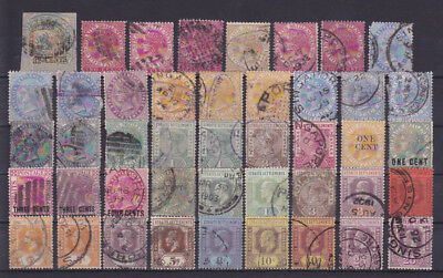 old stamps from STRAITS SETTLEMENT – Look at scan!!!