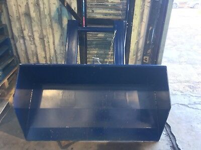 Forklift Scoop/Bucket attachment NEW ***LOW PRICE DUE TO SALE OF BUSINESS***